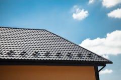 Domowy dach Fotografia Royalty Free