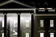 domowy Dc biel Washington Zdjęcie Royalty Free