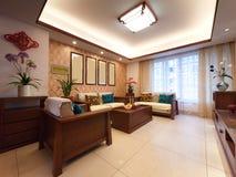 domowy dekoraci wnętrze Fotografia Stock