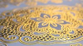 Domowy dekoracyjny kawałek w szkle zdjęcie wideo