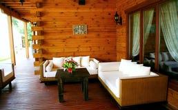 domowy drewniany Zdjęcie Royalty Free