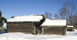 domowy drewniany obraz stock