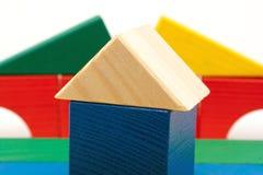 domowy drewno Obraz Royalty Free