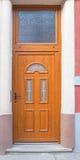 Domowy drzwi Zdjęcia Royalty Free