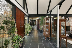 domowy foyeru luksus Zdjęcia Stock