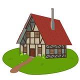 domowy gazon ilustracja wektor