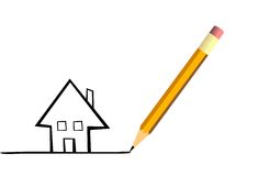 domowy ikony ilustraci wektor ilustracji