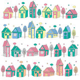 domowy ilustracyjny cukierki Obrazy Royalty Free