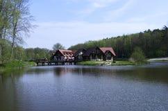 domowy jeziorny mały Zdjęcie Royalty Free