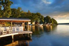 domowy jezioro Fotografia Royalty Free