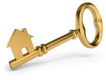 Domowy Klucz Obraz Stock
