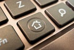 domowy klucz Obrazy Stock