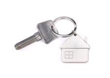 Domowy klucz odizolowywający Fotografia Royalty Free