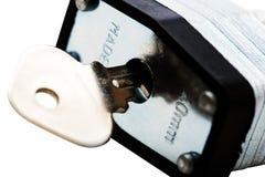 Domowy klucz w kędziorku Zdjęcie Stock