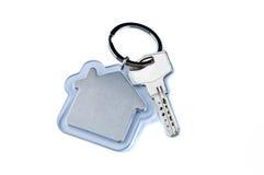 domowy kluczowy pierścionek Fotografia Stock