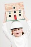 Domowy konstruktor obraz stock