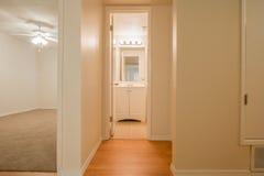 Domowy korytarz Zdjęcia Royalty Free