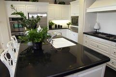domowy kuchenny luksus Zdjęcia Stock