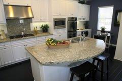 domowy kuchenny luksus Zdjęcie Royalty Free