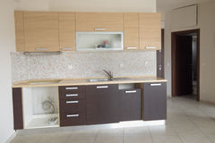 domowy kuchenny nowy Zdjęcie Stock