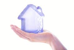 domowy lodowaty Zdjęcie Royalty Free