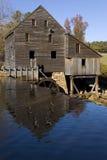 domowy młyński stary Zdjęcie Stock