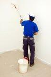 domowy malarz Obrazy Royalty Free