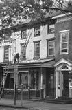 Domowy malarz, Północna Zrzeszeniowa ulica, Lambertville, NJ Zdjęcie Stock