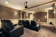 domowy miejsca siedzące stadium teatr Zdjęcia Royalty Free