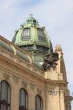 domowy miejski Prague Obraz Royalty Free