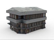 domowy model Obraz Royalty Free