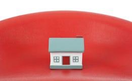 Domowy model zabawki klingeryt Zdjęcie Stock