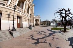domowy Moscow opery tsaritsino fotografia royalty free