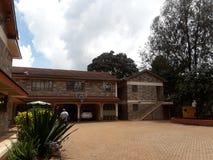 Domowy Nairobia Kenja obraz royalty free