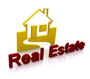 domowy nieruchomość real Fotografia Royalty Free