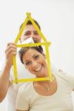 domowy nowy nasz Fotografia Stock
