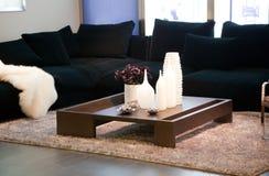 domowy nowy stół Obrazy Royalty Free