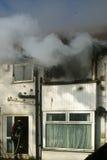 Domowy ogień Fotografia Stock