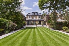 Domowy ogród Zdjęcia Stock