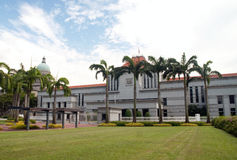 domowy parlament Singapore Zdjęcia Royalty Free