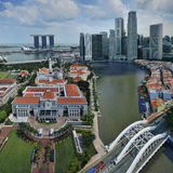 domowy parlament Singapore Fotografia Royalty Free