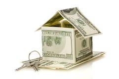 domowy pieniądze Zdjęcie Royalty Free