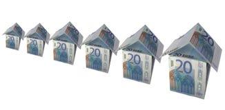 domowy pieniądze Zdjęcie Stock