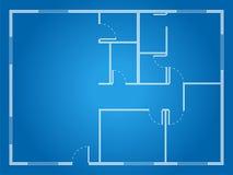 Domowy plan Zdjęcie Stock