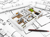 Domowy projekt ilustracji