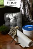 Domowy redecorating pojęcie zdjęcia stock