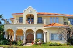 domowy spanish stylu nabrzeże Fotografia Stock