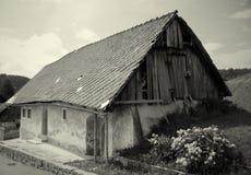 domowy stary Zdjęcia Stock
