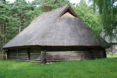 domowy stary drewniany Fotografia Stock