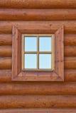 domowy stary nadokienny drewniany Obrazy Stock